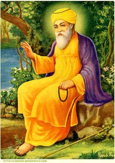 Guru nanak Dev JI,