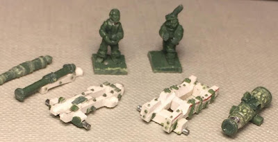 Update on New 10mm Sculpts from Warmonger Miniatures picture 2