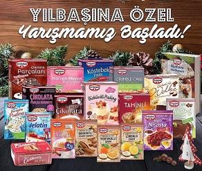 Dr. Oetker Türkiye Yılbaşı Kampanyası