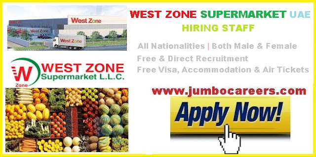 Latest Merchandiser Jobs Uae