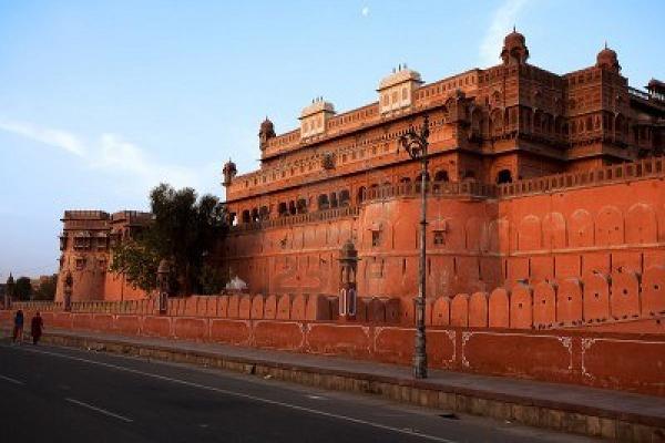 Junagarh Fort Tourist Attraction Place Bikaner Rajasthan