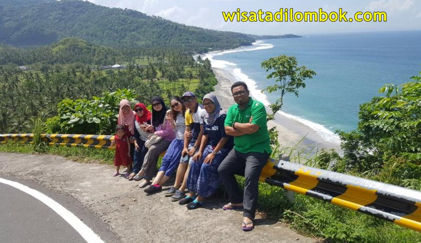 Objek Wisata Bukit Malimbu Program Paket Liburan Lombok