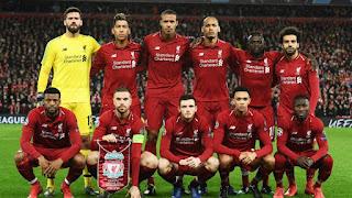 أخبار فريق ليفربول بعد الجولة الثالثة والثلاثون في الدوري الإنجليزي