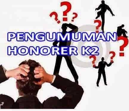 Kuota Dan Syarat Khusus CPNS 2015 Untuk Honorer K2