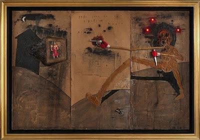 David Lynch y la pintura