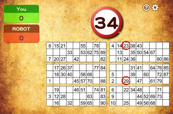 Gioca a Multiplayer Housie (Bingo online)