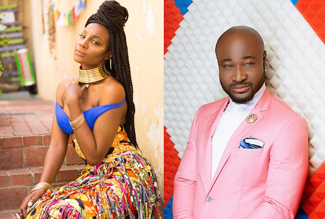 Singer Harrysong Professes His Love For Seyi Shay On Instagram