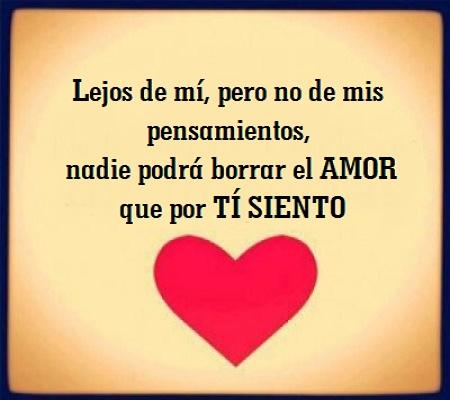Sentimiento Sincero Frases De Amor