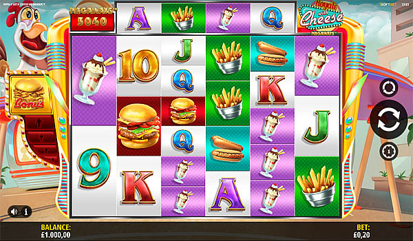 Main Gratis Slot Indonesia - Royale With Cheese Megaways iSoftbet