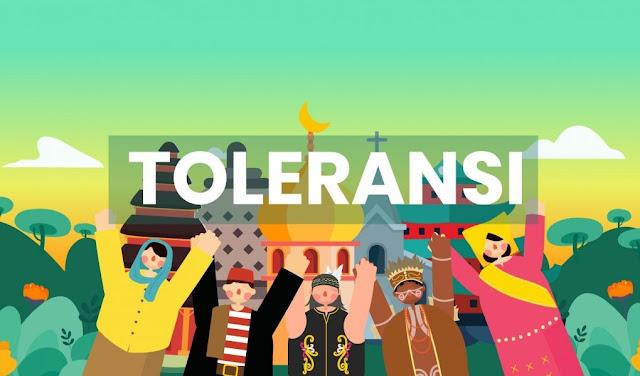 Renungan Harian: Senin, 2 Agustus 2021 - Toleransi Sejati