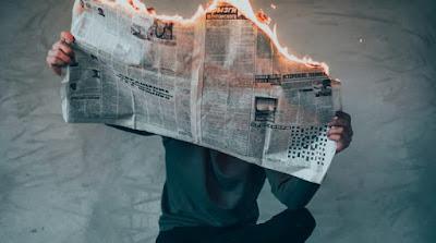 10 πράγματα που συμβαίνουν στα ΜΜΕ στη φάση του κορωνοϊού