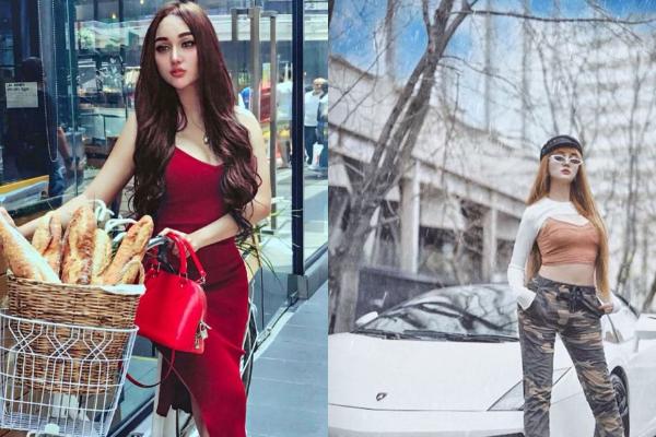 Selalu Tampil Cantik, Lucinta Luna Akhirnya Menjadi Pria, Netizen: Nah Gitu kan Maco!