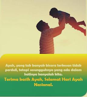 gambar ucapan hari ayah indonesia