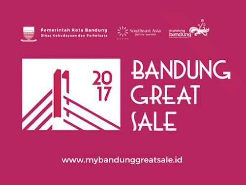 Lokasi Merchant Bandung Great Sale 2017