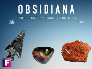 Obsidiana - Propiedades y caracteristicas - foro de minerales