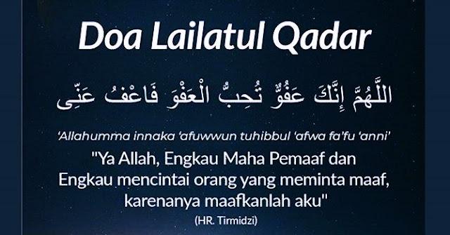 Pesan Rasulullah di 10 Hari Terakhir Ramadhan, Rutinkan Baca Doa Ini