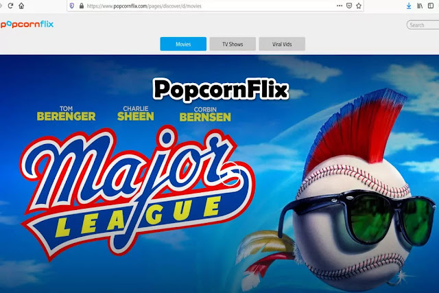 PopcornFlix : Free Movie Streaming Sites No Sign Up