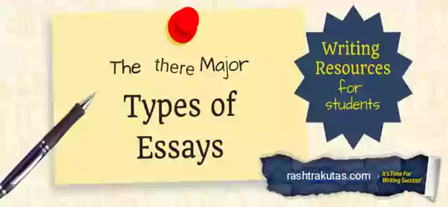 Types of Essay Writing For Example