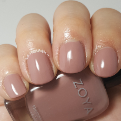 Zoya Naturel 3 - Jill | Kat Stays Polished