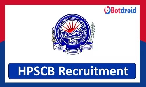 HP State Cooperative Bank Recruitment 2021, Apply Online for HPSCB Jobs