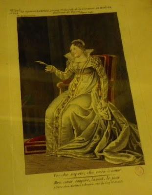 Signora Barilli en comtesse Almaviva 1807 Mozart