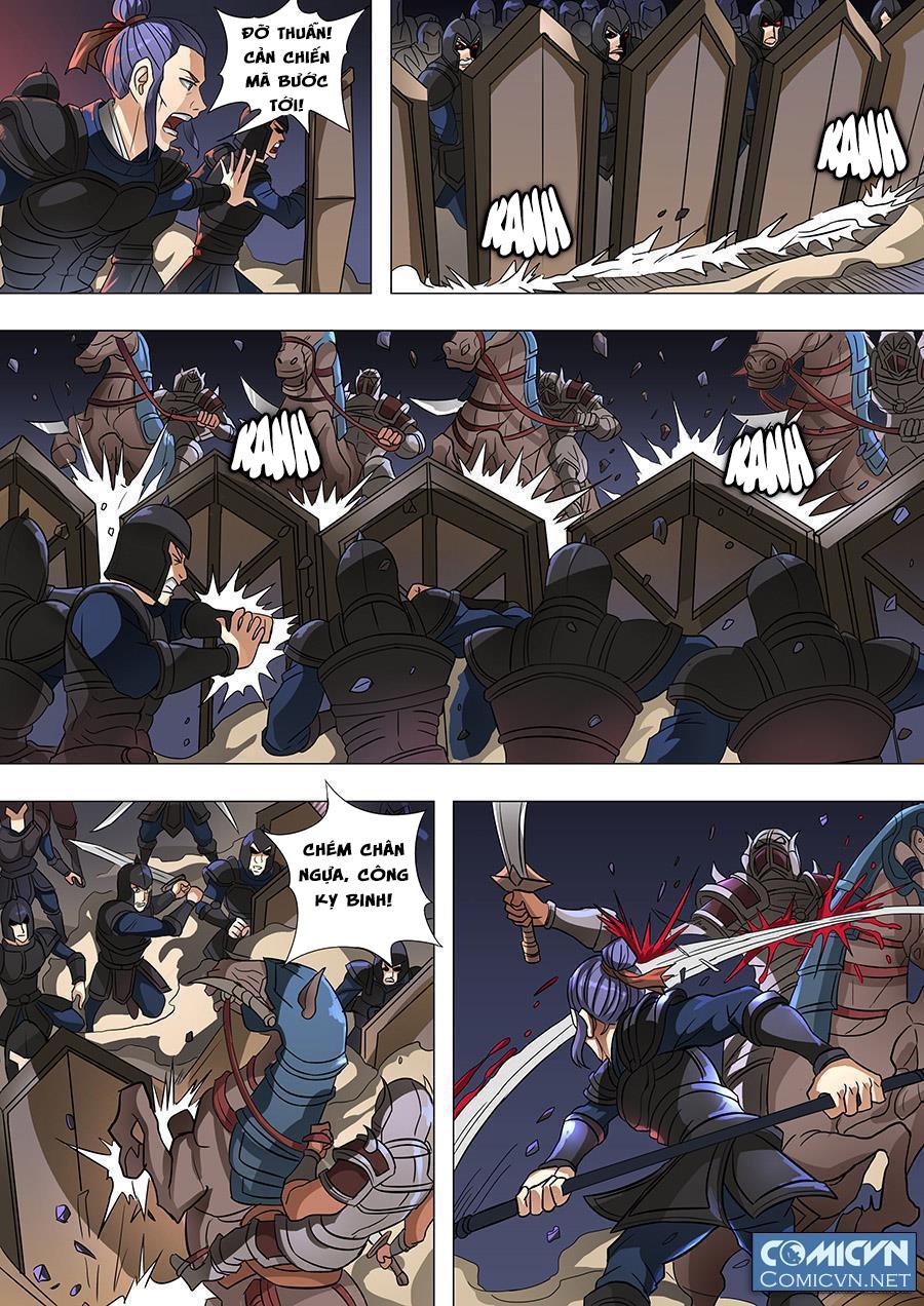 Đường Dần tại Dị Giới trang 2