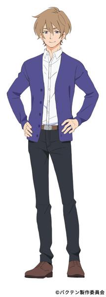 Takahiro Sakurai se une al reparto del anime original Bakuten!!