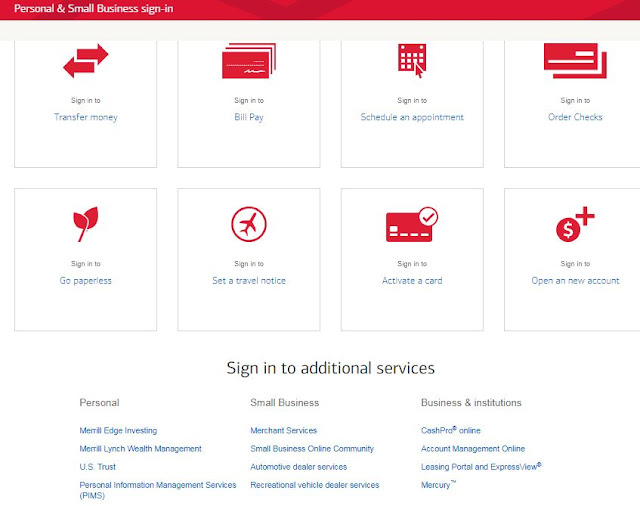 Bank of America Credit Card Activation www activate