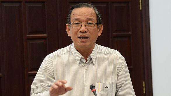 Ông Nguyễn Hoàng Minh, phó giám đốc Ngân hàng Nhà nước TP.HCM