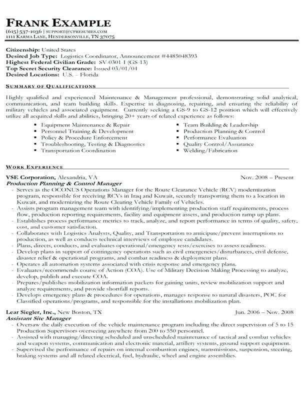 resume maker canberra