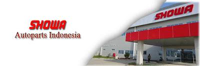 Lowongan Kerja SMA SMK D3 S1 PT. Showa Autoparts Indonesia, Jobs: Operator Workshop
