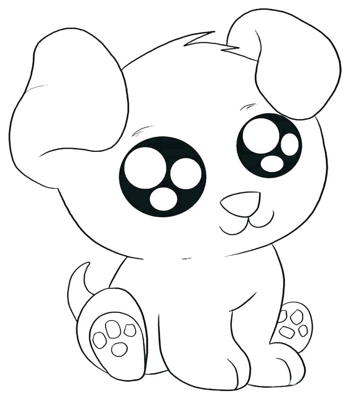 Dogs coloring pages 70