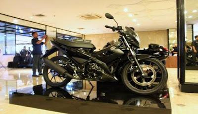 Spesifikasi Dan Harga Suzuki Satria Black Predator Terbaru 2017