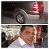 Candidato a alcalde denuncia que desconocidos destruyeron los cuatro neumáticos de su vehículo