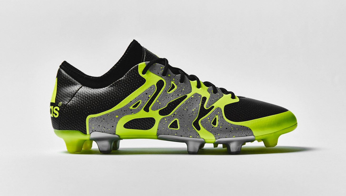 La Adidas X15.1 es la bota de Adidas diseñada para los jugadores más  imprevisibles de la marca 9bb1f531900c8