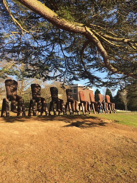 Yorkshire Sculpture Park / sculptures / art exhibition