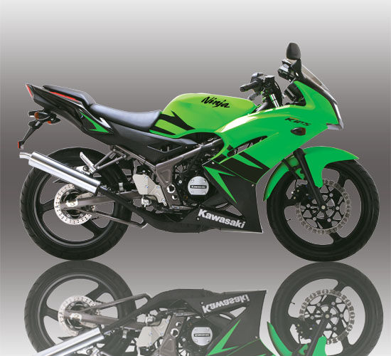 Specifications Kawasaki Ninja Rr