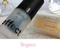 cosmétique fraîche Ringana