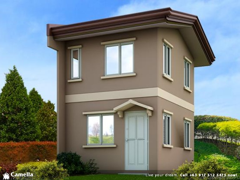 Reva - Camella Vita Tierra Nevada| Camella Affordable House for Sale in General Trias Cavite