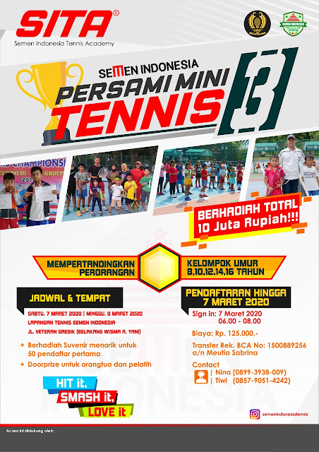 PERSAMI MINI TENNIS 3