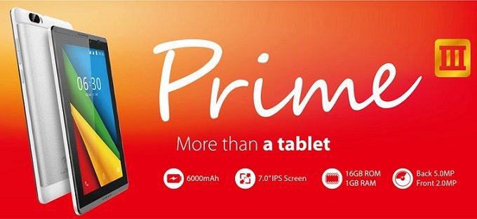 Itel Prime 3 (Itel It1703) : Specifications Pros and Cons