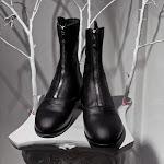 Walker Front zip boots 816B