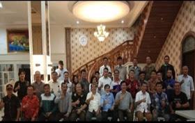 Sempena Hari Pers Nasional, Tokoh Masyarakat Nias Pelalawan dan Puluhan Owner Media Ono Niha Ngobar