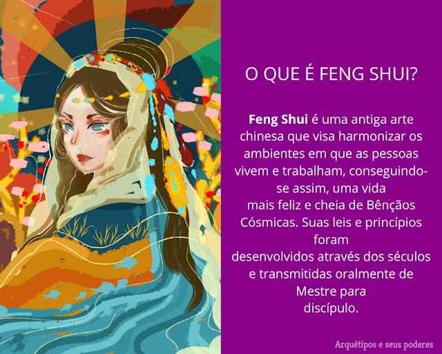 Filosofia do Feng Shui