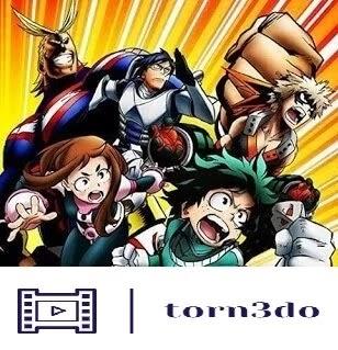 مشاهدة و تحميل جميع حلقات أنمي بوكو نو هيرو أكاديمي Boku no Hero Academia الموسم الأول مترجم  أون لان.