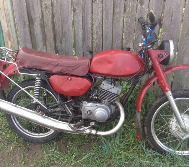 На Фастівщині затримали крадія мотоцикла