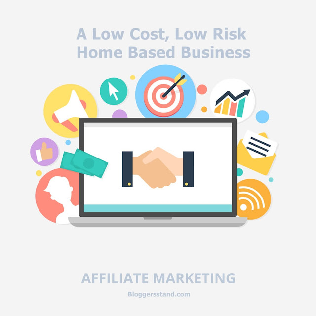 Affiliate Marketing:A Low Cost, Low-Risk Home Based Business