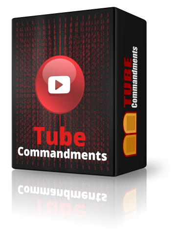 Tube Commandments [Superior YouTube SEO Training +4 Built In Tools]
