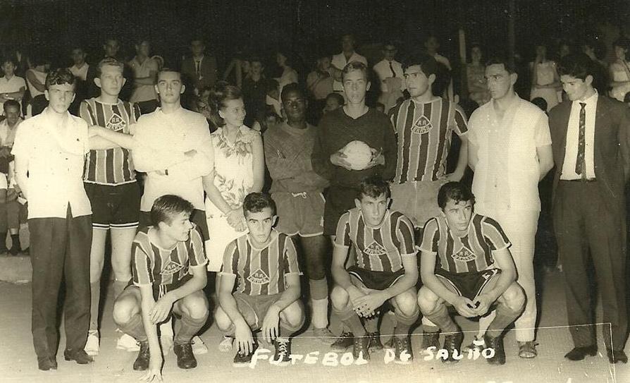 ea9dd8b76b8dc Juventus A.C. - Santa Rosa - RS - Brasil  Histórias do Futsal