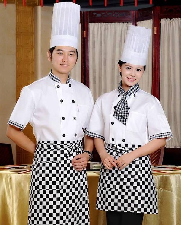 Đồng phục bếp 2